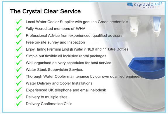 Crystal Clear Service